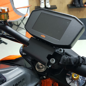 RACEFOXX Mounting Plate, GPS / Laptimer for KTM 1290 SD