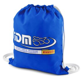 IDM Matchbag blue