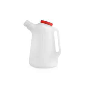 Jerry Can with fexible hose, 1 Liter