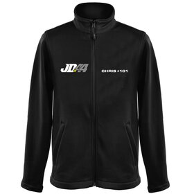 Jan # 44 Softshell Jacket, pers. imprint available!