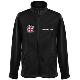 T- Challenge Softshell Jacket, pers. imprint available!