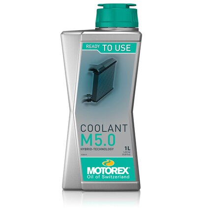 Coolant M5.0 Ready to use