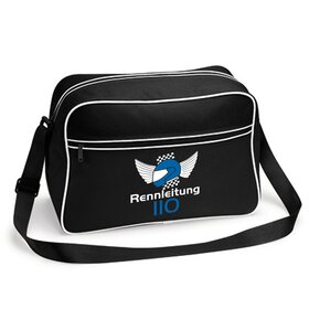 Rennleitung 110 Retro Bag black