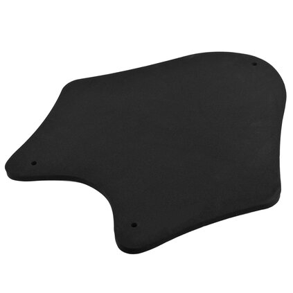 BMW S1000RR 15>>18 Seatpad, Sponge Rubber, Self Adhesive