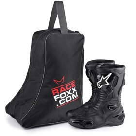 RACEFOXX Bootbag, with Imprint
