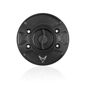 BMW S1000R/RR/R 9T Racing Fuel Cap, black