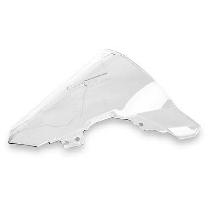 BMW S1000 RR Bubble Windshield, Clear, 15>>18
