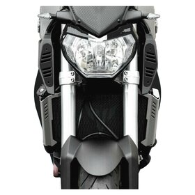 Yamaha MT09 RAM AIR COVERS, black