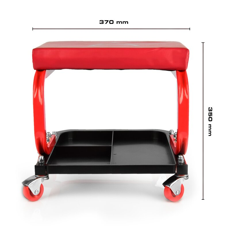 Garage stool 34 90 for Garage seat lens