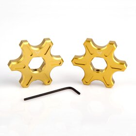 Yamaha Preload Adjuster, star-shaped, 14 mm