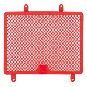 RACEFOXX Cooler Protection Kit for KTM 690, Red, 2012>>