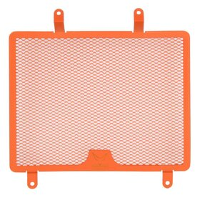 RACEFOXX Cooler Protection Kit for KTM 690, Orange, 2012>>