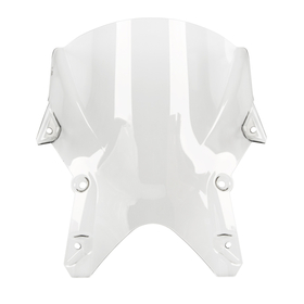 RACEFOXX Bubble Windshield for KTM RC8, Clear