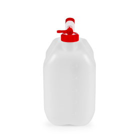 water canister with ventilation, 5 liter
