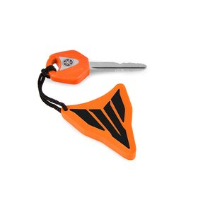 Yamaha MT keyholder, orange/black