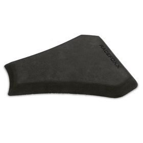 seatpad, sponge rubber precut shape, 15mm, pers. imprint...