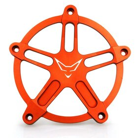 RACEFOXX Engine Protection Clutch for KTM 1290, Orange,...