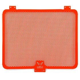 RACEFOXX Cooler Protection Kit for KTM 1290, Orange