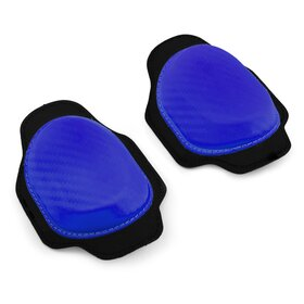 RACEFOXX Kneesliders, pair, blue
