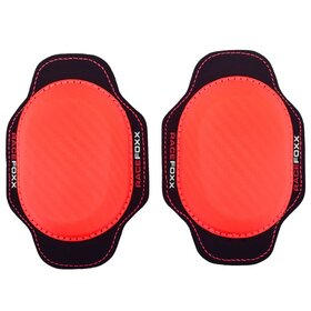 RACEFOXX Kneesliders, pair,red