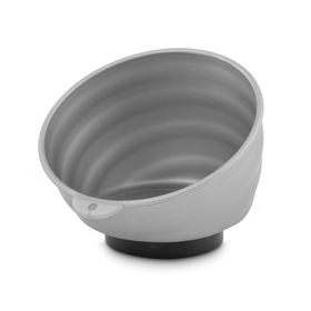Magnetic Bowl, silver