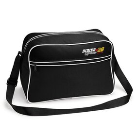 Didier Grams #26 Retro Bag schwarz
