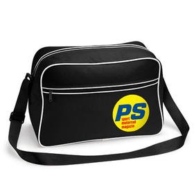 PS Retro Bag schwarz