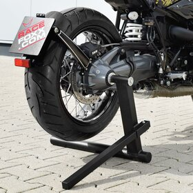 Single Arm Stand, black, for BMW models